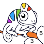 Chamy – Color by Number MOD APK Unlimited Money 2.8.1