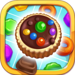 Cookie Mania – Match-3 Sweet Game MOD APK Unlimited Money 2.6.2