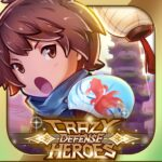 Crazy Defense Heroes Tower Defense Strategy Game MOD APK Unlimited Money 2.3.4