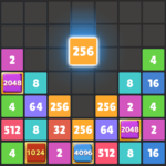 Drop The Number Merge Game MOD APK Unlimited Money 1.6.7