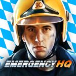 EMERGENCY HQ – free rescue strategy game MOD APK Unlimited Money 1.5.04