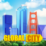 Global City Build your own world. Building Game MOD APK Unlimited Money 0.1.4389
