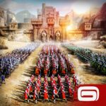 March of Empires War of Lords MMO Strategy Game MOD APK Unlimited Money 5.1.0f