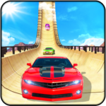 Mega Ramp Car Simulator Impossible 3D Car Stunts MOD APK Unlimited Money 4.5