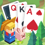 Solitaire Farm Village MOD APK Unlimited Money 1.6.5
