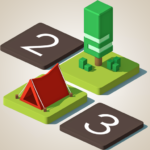 Tents and Trees Puzzles MOD APK Unlimited Money 1.6.13