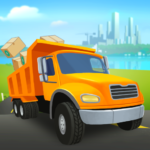 Transit King Tycoon – CEO Game. Transport empire MOD APK Unlimited Money 3.23