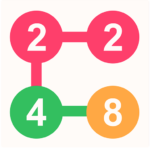 2 For 2 Connect the Numbers Puzzle MOD APK Unlimited Money 2.1.7