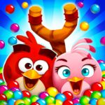 Angry Birds POP Bubble Shooter MOD APK Unlimited Money 3.86.2