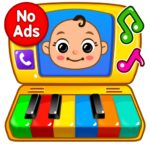 Baby Games – Piano Baby Phone First Words MOD APK Unlimited Money 1.2.2