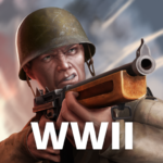 Ghosts of War WW2 Shooting games MOD APK Unlimited Money 0.2.5