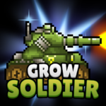 Grow Soldier – Idle Merge game MOD APK Unlimited Money 3.6.1