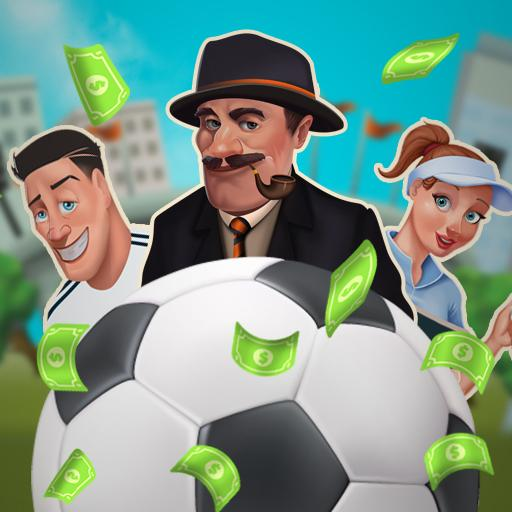 Idle Soccer Tycoon – Free Soccer Clicker Games MOD APK Unlimited Money 4.0.1