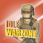 Idle Warzone 3d Military Game – Army Tycoon MOD APK Unlimited Money 1.2.3