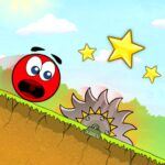 Red Ball 3 Jump for Love MOD APK Unlimited Money 1.0.45