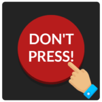 Red Button dont press the buttonthis not a game MOD APK Unlimited Money 3.50