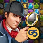 Sherlock Hidden Match-3 Cases MOD APK Unlimited Money 1.2.101