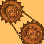 Steampunk Idle Spinner Coin Factory Machines MOD APK Unlimited Money 1.9.3