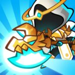 Summoners Greed Endless Idle TD Heroes MOD APK Unlimited Money 1.20.3