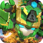 Superhero Fruit Robot Wars – Future Battles MOD APK Unlimited Money 2.4