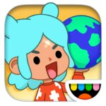 Toca Life World Build stories create your world MOD APK Unlimited Money 1.26.2