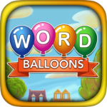 Word Balloons – Word Games free for Adults MOD APK Unlimited Money 1.104