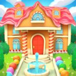 Candy Manor – Home Design MOD APK Unlimited Money 3