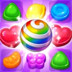 Candy Sweet Match 3 Puzzle MOD APK Unlimited Money 20.1216.01