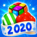 Candy Witch – Match 3 Puzzle Free Games MOD APK Unlimited Money 16.1.5038