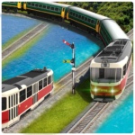 Cockpit Train Simulator MOD APK Unlimited Money 1.7