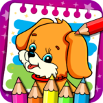 Coloring Learn Animals – Kids Games MOD APK Unlimited Money 1.19