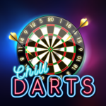 Darts and Chill super fun relaxing and free MOD APK Unlimited Money 1.596
