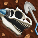 Dino Quest – Dig Discover Dinosaur Fossil Bone MOD APK Unlimited Money 1.7