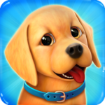 Dog Town Pet Shop Game Care Play with Dog MOD APK Unlimited Money 1.4.48