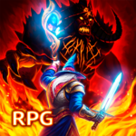 Guild of Heroes Magic RPG Wizard game MOD APK Unlimited Money