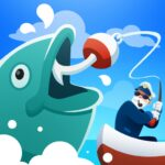 Hooked Inc Fisher Tycoon MOD APK Unlimited Money 2.15.1