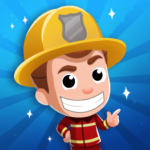 Idle Firefighter Tycoon – Fire Emergency Manager MOD APK Unlimited Money 0.14
