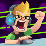 League of Gamers Be an Esports Legend MOD APK Unlimited Money 1.4.5