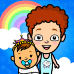 My Tizi Town – Newborn Baby Daycare Games for Kids MOD APK Unlimited Money 1.1