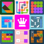 Puzzledom – classic puzzles all in one MOD APK Unlimited Money