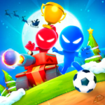 Stickman Party 1 2 3 4 Player Games Free MOD APK Unlimited Money 2.0