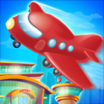 Airport Activities Adventures Airplane Travel Game MOD APK Unlimited Money 1.0.5