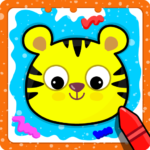 Animal Sounds for babies Coloring book for kids MOD APK Unlimited Money 1.20