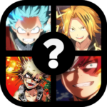 Anime Boku 4 Pics My Hero Quiz MOD APK Unlimited Money 8.7.3z