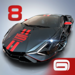 Asphalt 8 Racing Game – Drive Drift at Real Speed MOD APK Unlimited Money 5.5.1a