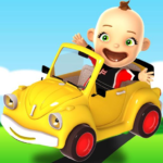 Baby Car Fun 3D – Racing Game MOD APK Unlimited Money 210108