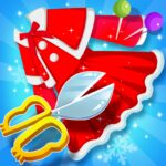 Baby Tailor 4 – Christmas Party MOD APK Unlimited Money 3.3.5038