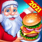 Christmas Fever Cooking Games Madness MOD APK Unlimited Money 1.1.1