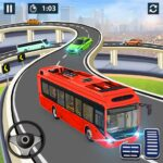 City Coach Bus Simulator 2020 – PvP Free Bus Games MOD APK Unlimited Money 1.2.1