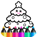 Drawing for Kids Learning Games for Toddlers age 3 MOD APK Unlimited Money
